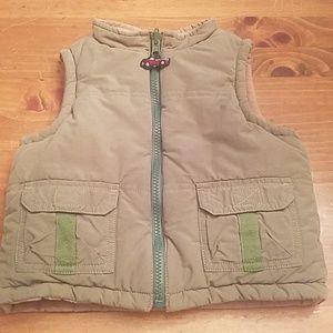 12-24 mo Warm Vest